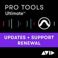 Avid Pro Tools Ultimate Update & Support Plan Renewal