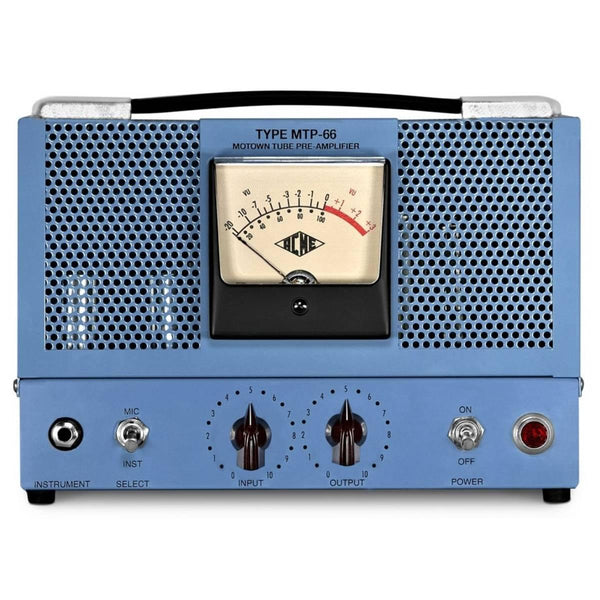 ACME Audio MTP-66 Motown Tube Preamp - Arda Suppliers