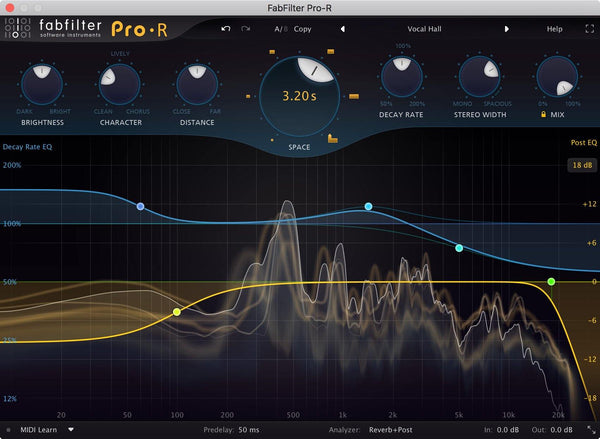FabFilter Pro-R - Arda Suppliers