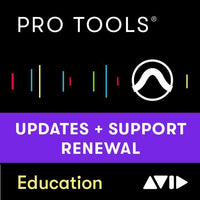 Avid Pro Tools Update Plan Renewal EDU - Arda Suppliers