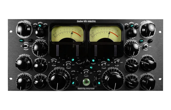 Shadow Hills Mastering Compressor - Arda Suppliers
