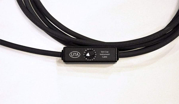 UnderTone Audio Vari-Cap Instrument Cable - Arda Suppliers