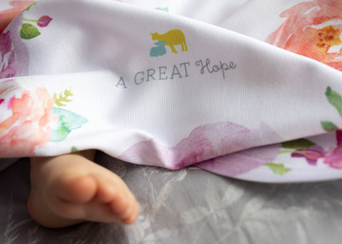 Swaddle Blankets For Charity