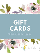 A Great Baby Gift Card