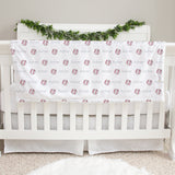 Baseball Dreams Baby Deluxe Blanket