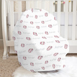 Baseball Dreams Car Seat Cover