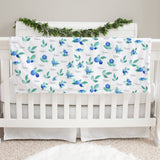 Blueberry Baby Deluxe Blanket