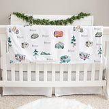 Bryce Canyon Campers Baby Deluxe Blanket