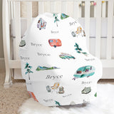 Bryce Canyon Campers Car Seat Cover
