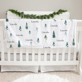 Bryce Canyon Pines Baby Deluxe Blanket
