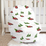 Christmas Tree Farm Car Seat Cover