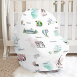 Colton World Traveler Car Seat Cover