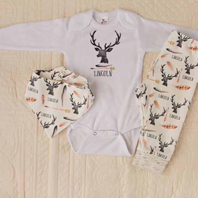 Deer and Antler Outfit