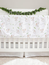 Elephants Baby Deluxe Blanket