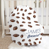 Football Car Seat Cover