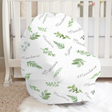 Greenery Car Seat Cover