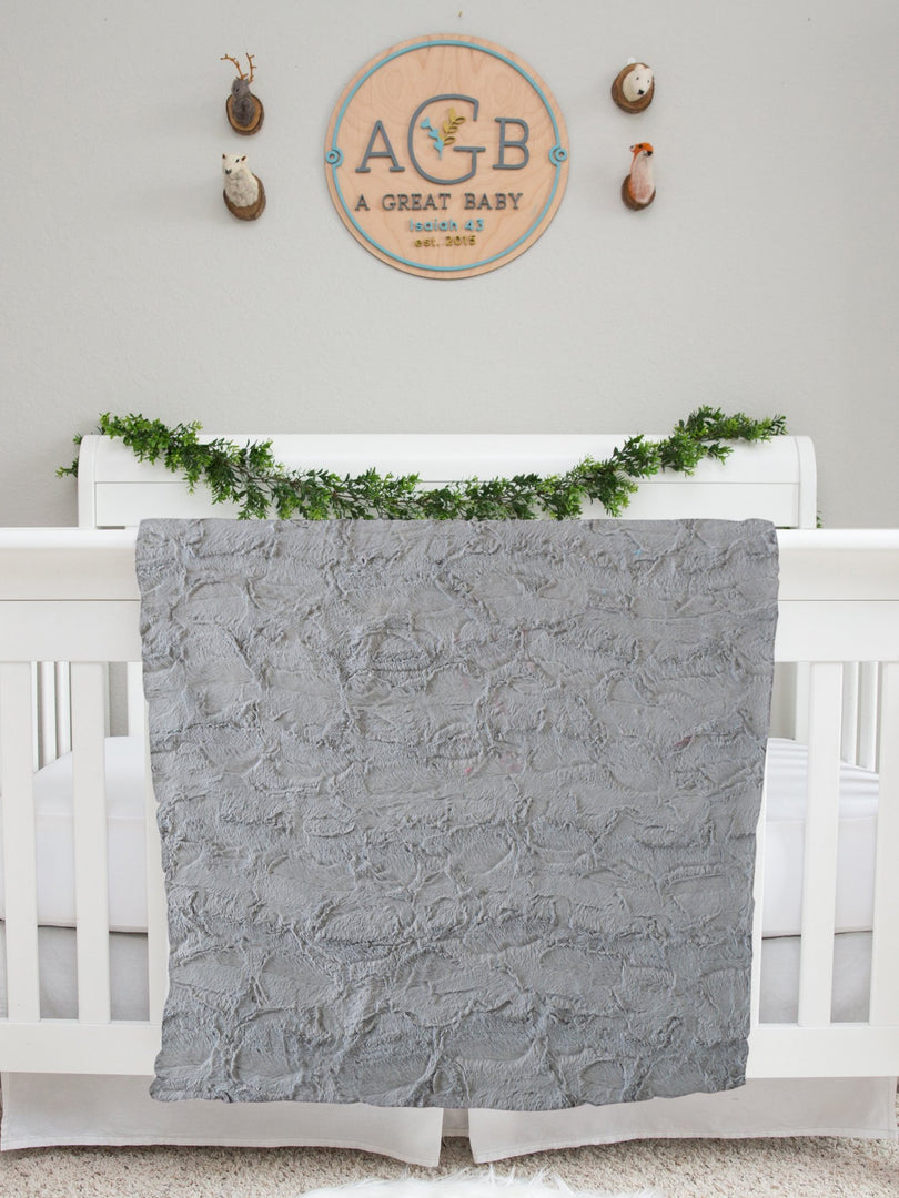 Harry's Owl Baby Deluxe Blanket