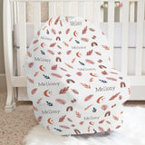 Madi Neutrals Car Seat Cover
