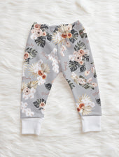 Mandy's Vintage Floral Leggings