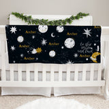 Out of this World Baby Deluxe Blanket