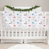 Peter Rabbit Boy Baby Deluxe Blanket