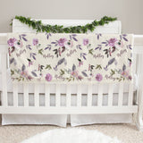 Plum Perfect Baby Deluxe Blanket
