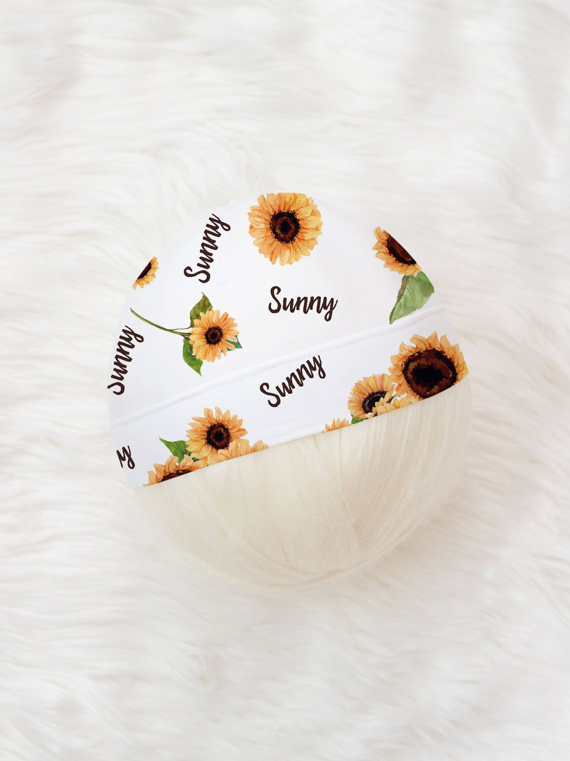 Sunflower Sue Hat or Headband
