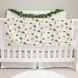 The Great Outdoors Baby Deluxe Blanket