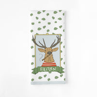 BLITZEN TEA TOWEL
