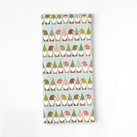 GNOME PATTERNED TEA TOWEL