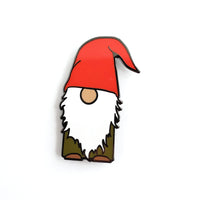 GNOMES ENAMEL PIN