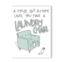 LAUNDRY CHAIR