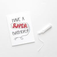 SUPER BIRTHDAY