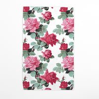 VINTAGE ROSES TEA TOWEL SET