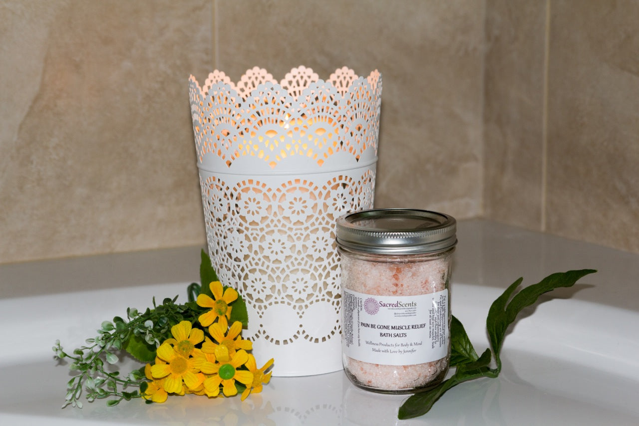 Pain Be Gone Muscle Relief Bath Salts