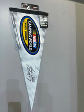Load image into Gallery viewer, NASCAR CAMPING WORLD TRUCK SERIES PENNANT