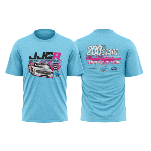 JJC 200th Truck Series Start Commemorative Tee Blue