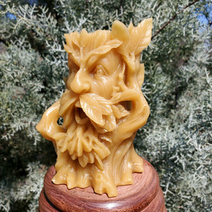 Spirit of the Forest Beeswax Candle