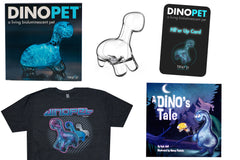 Dino Pet Deluxe Bundle Gift Option