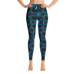 Creepy Yoga Leggings