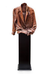 Anita Birkenfeld, Polymer  sculpture, Height 148 cm