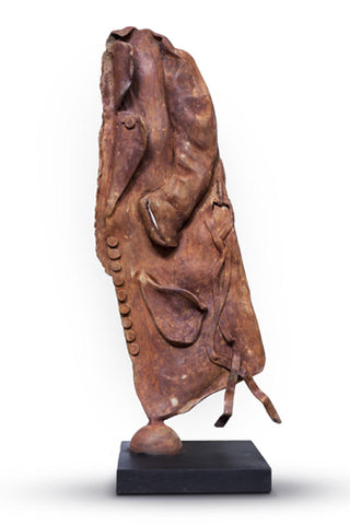 Anita Birkenfeld, Bronze  sculpture, Height 90 cm