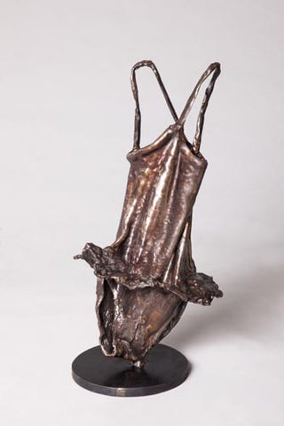 Anita Birkenfeld, Bronze  sculpture, Height 57 cm