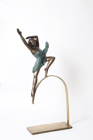 Yael Shavit,  Bronze sculpture, Height 63 cm