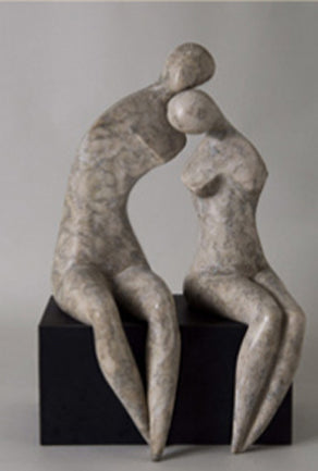 Yael Shavit,  Polyester sculpture, Height 43 cm