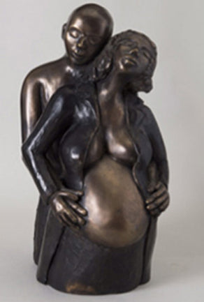Yael Shavit,  Bronze sculpture, Height 42 cm