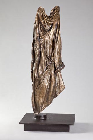 Anita Birkenfeld, Bronze  sculpture, Height 88 cm