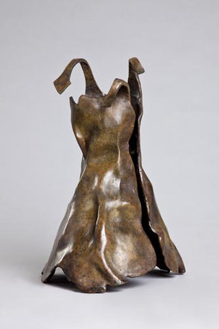Anita Birkenfeld, Bronze  sculpture, Height 46 cm