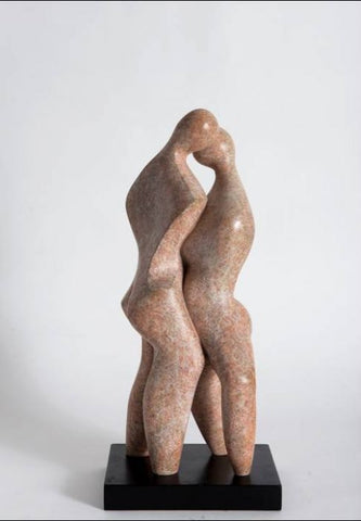 Yael Shavit,  Polyester sculpture, Height 49 cm