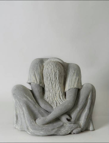 Yael Shavit, Stone sculpture, Height 27 cm